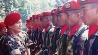VIVA Militer: Prabowo Subianto saat menjadi Danjen Kopassus TNI Angkatan Darat