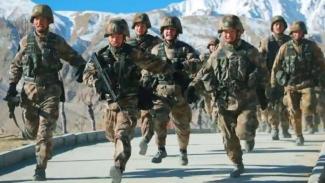 VIVA Militer: Tentara Pembebasan Rakyat China (PLA) di perbatasan India