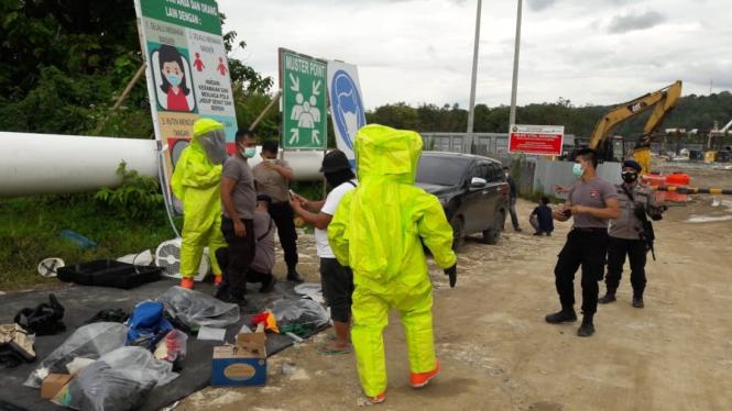 5 Korban Jiwa, Brimob Cek Asal Gas Beracun di PLTPSorik Marapi