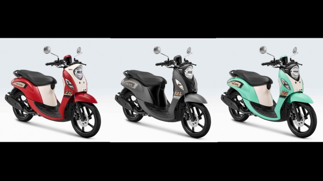 Yamaha Fino 125 edisi 2021