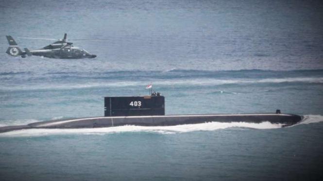 VIVA Militer: KRI Nagapasa-403