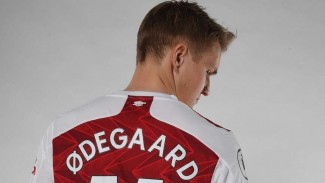 Martin Odegaard gabung Arsenal