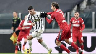Duel Juventus vs SPAL.