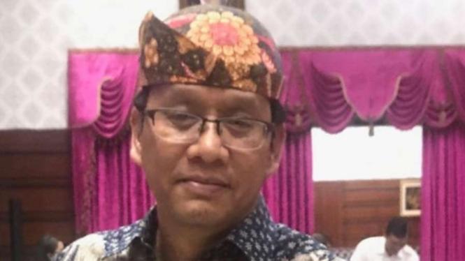 Ketua Dewan Komisioner LPS, Purbaya Yudhi Sadewa.