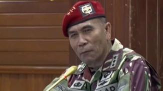 VIVA Militer: Letjen TNI (Purn.) Hinsa Siburian saat menjabat Wakasad