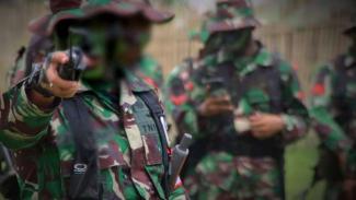 VIVA Militer: Pasukan Setan Yonif 315/Garuda.