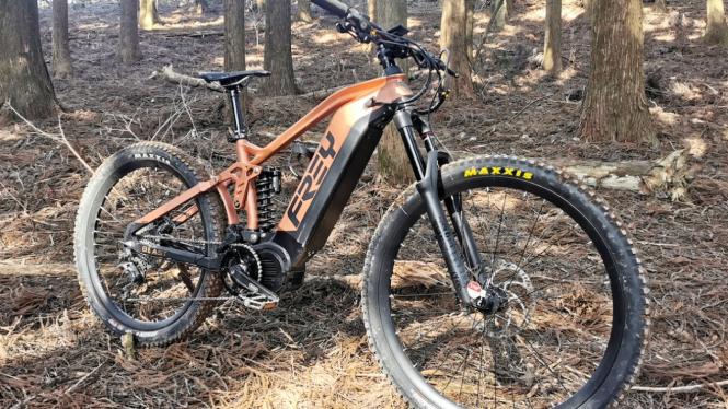 Sepeda listrik Frey Beast