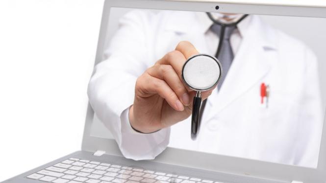 Layanan Telemedicine.