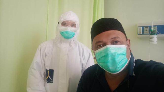 Wakil Wali Kota Depok, Pradi Supriatna.