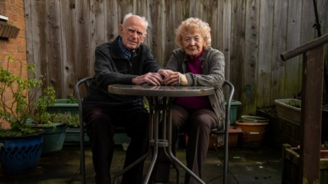 Ron Golightly bertemu Beryl saat usianya masih 16 tahun
