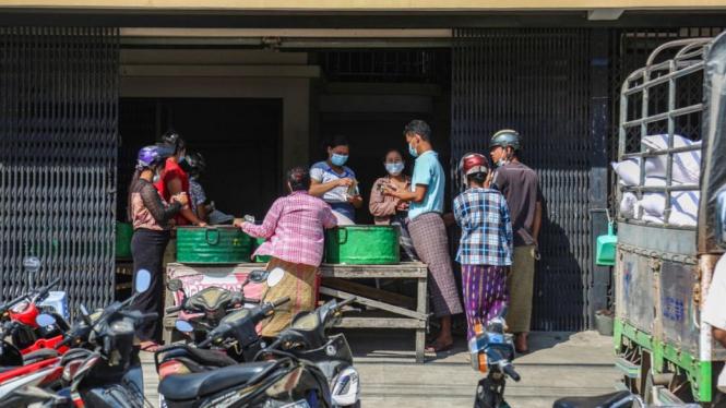 Kudeta Militer Myanmar Diperkirakan Hancurkan Perekonomian Negara Itu