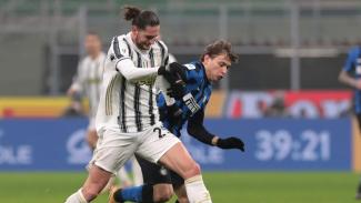Pertandingan Inter Milan vs Juventus