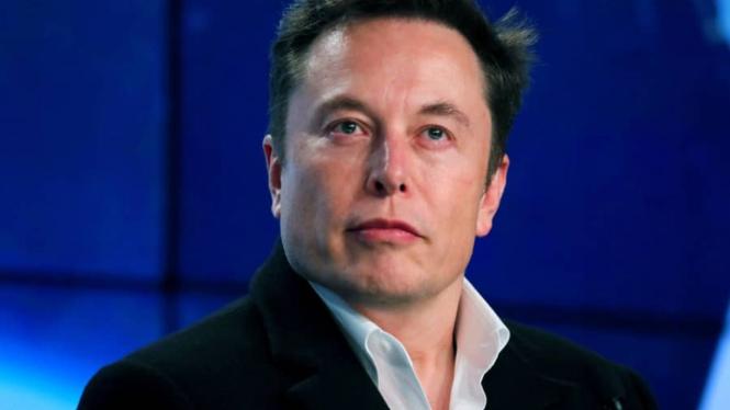 Pemilik SpaceX, Elon Musk.