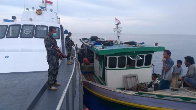 KKP tangkap pelaku Illegal Fishing