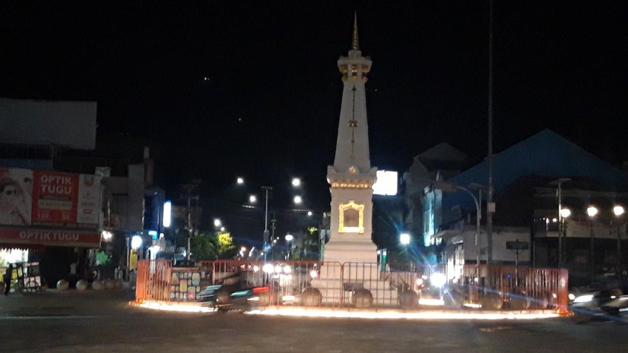 Tugu Yogyakarta (Ilustrasi)