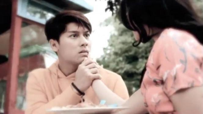 Serial Jodoh Wasiat Bapak Babak 2, Rizky Billar dan Harris Vriza Jatuh Cinta Kepada Penjual Bunga