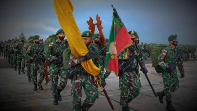 VIVA Militer: Yonif Para Raider 501/Bajra Yudha