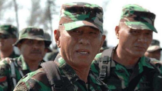 VIVA Militer: Jenderal TNI (Purn.) Ryamizard Ryacudu saat menjadi Kasad
