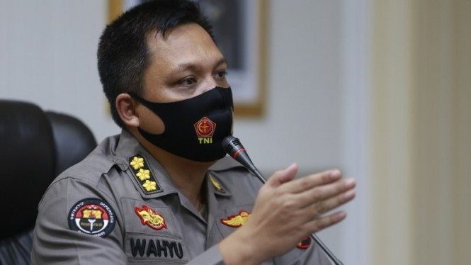 Kabid Humas Polda Gorontalo Kombes Pol Wahyu Tri Cahyono