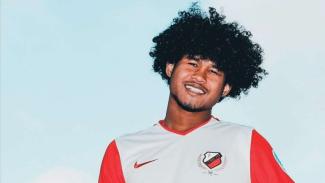 Bagus Kahfi resmi diperkenalkan FC Utrecht.