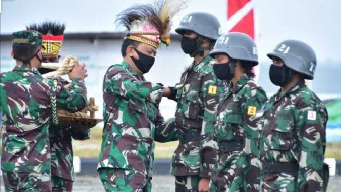 VIVA Militer: Pangdam XVIII/Kasuari Mayjen TNI I Nyoman Cantiasa