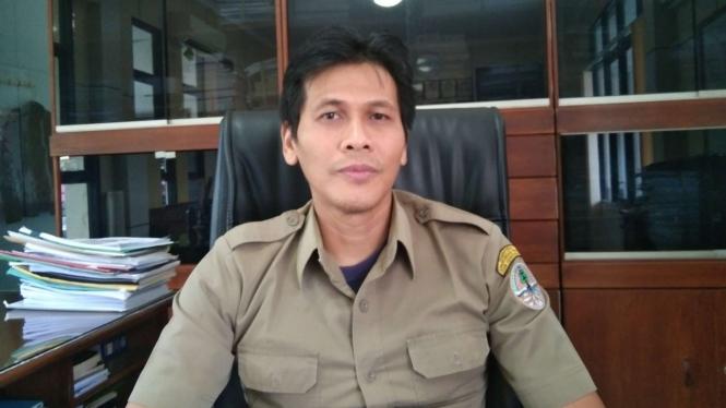 Kepala BKSDA Kalimantan Barat, Sadtata Noor Adirahmanta.