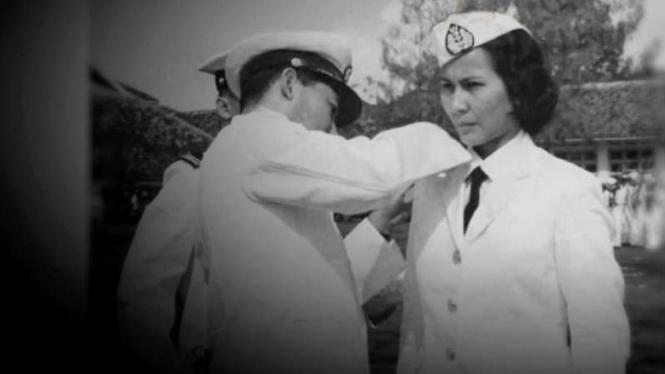 VIVA Militer: Kolonel (Purnawirawan) Louise Elisabeth Coldenhoff