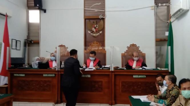 Sidang gugatan Tommy Soeharto kepada pemerintah