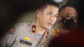 Brigjen Rusdi Hartono, Kepala Biro Penerangan Masyarakat Divisi Humas Polri