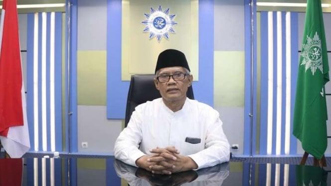 Ketua Umum Muhammadiyah Haedar Nashir