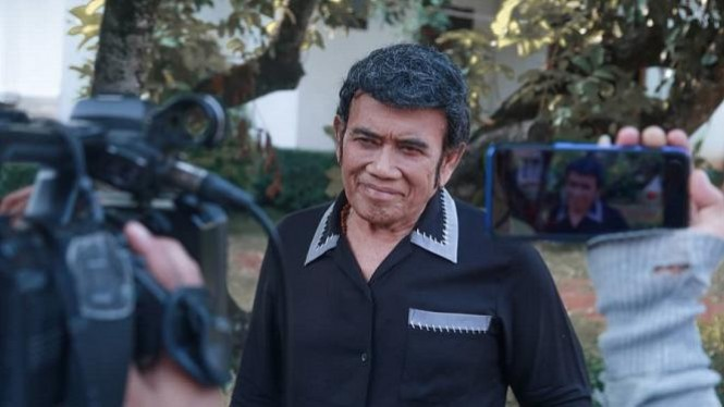 Raja Dangdut Rhoma Irama Gugat Sandi Record Rp1 Miliar karena Langgar Hak Cipta
