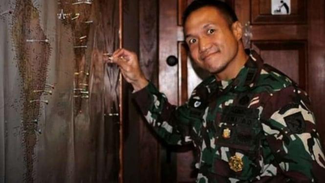 VIVA Militer: Kapten Cpm Ibrahim.