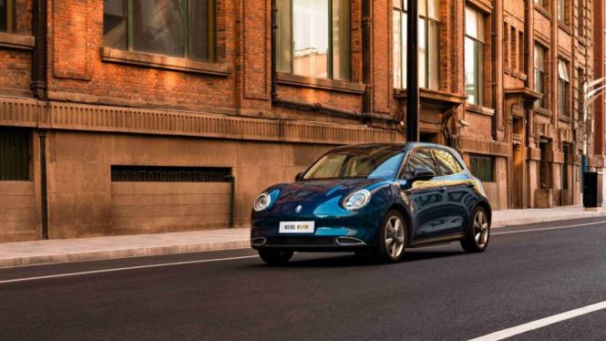 Mobil Listrik Seharga Avanza Sudah Tersedia