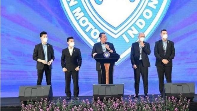 Bambang Soesatyo dilantik sebagai Ketua IMI