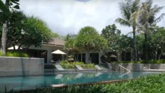Villa mewah seharga ratusan juta rupiah semalam di Bali.