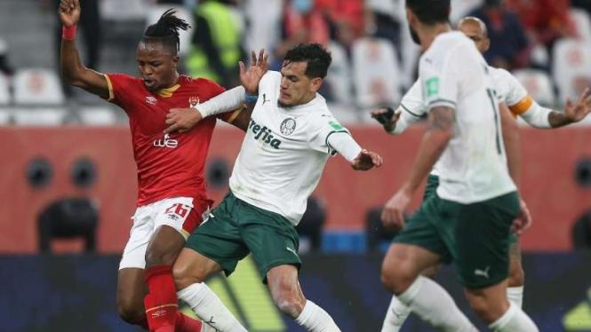 Duel Palmeiras vs Al Ahly di Piala Dunia Klub 2020