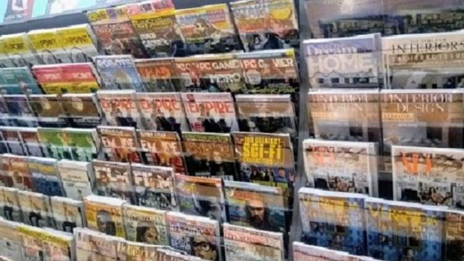 majalah tetap bertahan