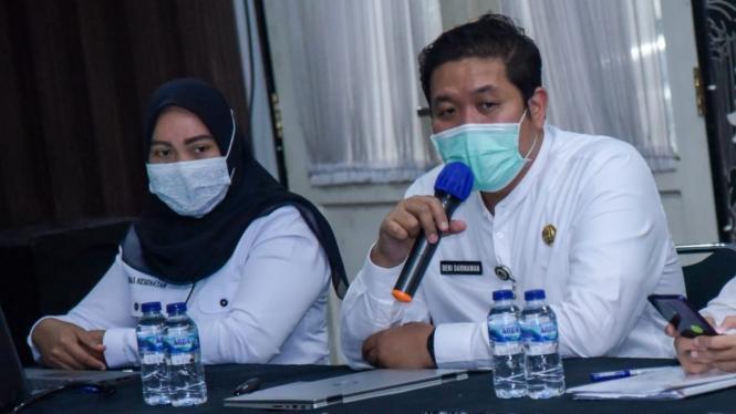 Kepala Dinas Kesehatan Kabupaten Purwakarta, Deni Darmawan