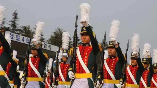 VIVA Militer: Angkatan Bersenjata Korea Selatan