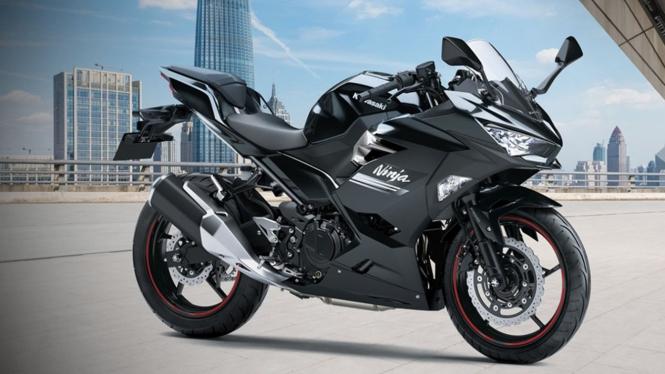 Kawasaki Ninja 250 edisi 2021