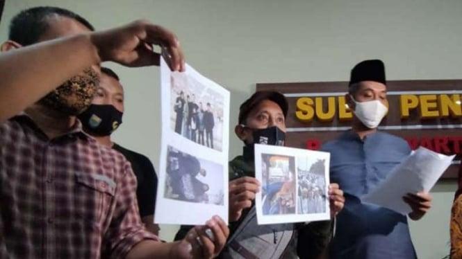 Forum Wali Murid melaporkan penerbit PT Tiga Serangkai ke Polda Jateng
