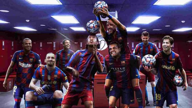 Sumber Foto: Barcelona Twitter