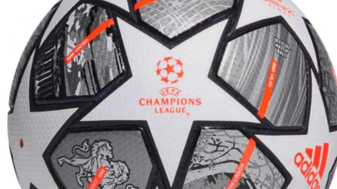 Bola Liga Champions terbaru