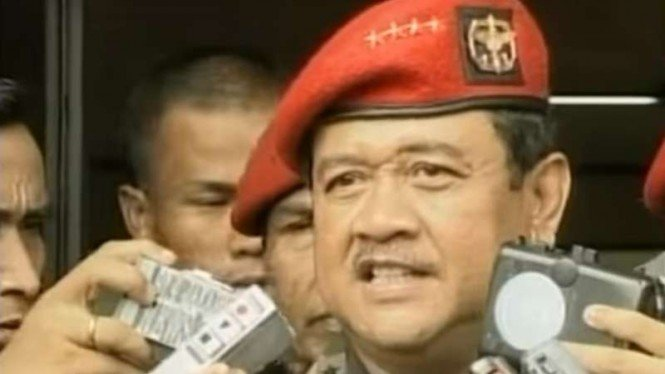 VIVA Militer: Laksamana TNI Widodo Adi Sutjipto saat menjadi Panglima TNI