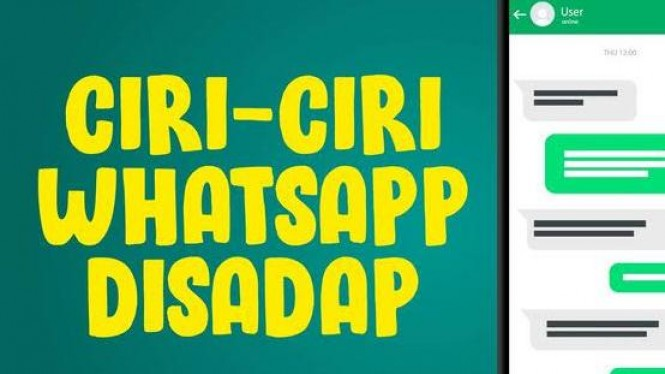 Whatsapp disadap