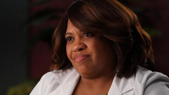 Chandra Wilson di Grey's Anatomy.