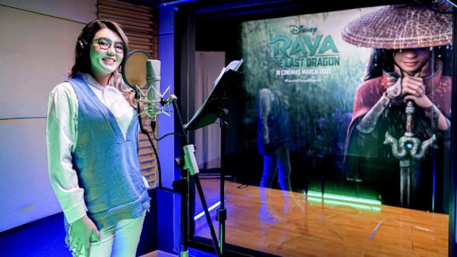 Via Vallen nyanyikan soundtrack film Disney, Raya and the Last Dragon