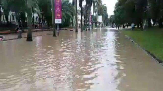 Banjir di Jababeka