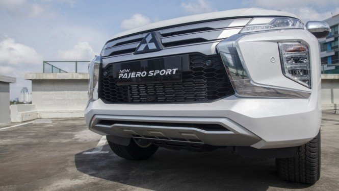 Dynamic Shield Mitsubishi New Pajero Sport