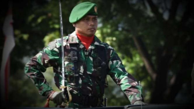 VIVA Militer: Kolonel Inf Surya Wibawa Suparman